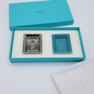 Tiffany Ring Tray Set